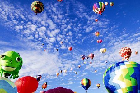 albuquerque's balloon fiesta